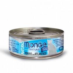 Monge 野生海洋系列 - 大西洋吞拿魚 貓罐頭  80g