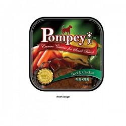 Pompey 寶貝金牌純天然狗糧 牛肉+雞肉 配方