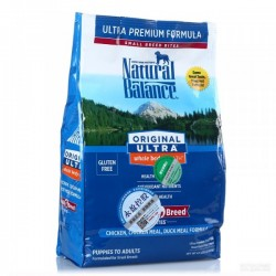 Natural Balance 特級狗糧 Original Ultra Premium Formula30磅