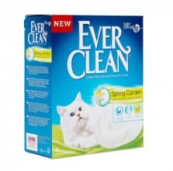 Ever Clean 貓砂活性炭花香味配方 (10L) x 4盒優惠