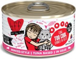 b.f.f. 罐裝系列 吞拿魚 肉凍 85g (Too  Cool)
