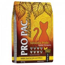 Pro Pac 無穀物雞肉室內全貓配方貓糧 4.4磅