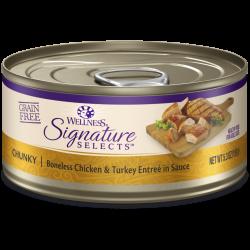 Wellness Signature 火雞雞肉 Chunky Turkey & Boneless Chicken 5.3oz (5065)