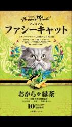 Fussie Cat 豆腐砂(綠茶味) 7L x 3包優惠