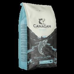 Canagan 無穀物 蘇格蘭三文魚配方 犬糧 (小型犬用) 2kg