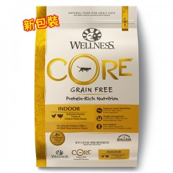 Wellness CORE 室內除臭配方﹙無穀物)5磅 到期日: 16/04/2021