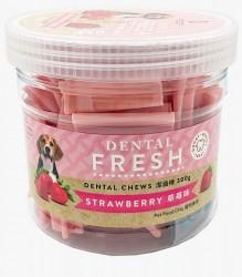 Dental Fresh 潔齒棒 草苺味 300g