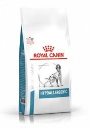 [凡購買處方用品, 訂單滿$500或以上可享免費送貨]  Royal Canin - Hypoallergenic 低敏獸醫處方 狗乾糧 2kg