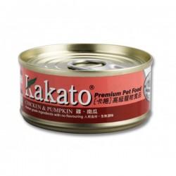 卡格 雞,南瓜 Kakato Chicken & Pumpkin 70g