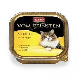 Animonda Vom Feinsten 高齡貓配方 雞肉 100g 到期日: 11/12/2020