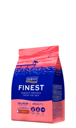Fish4Dogs 鮭魚 無麩質低敏配方 (成犬) 6kg (大粒)