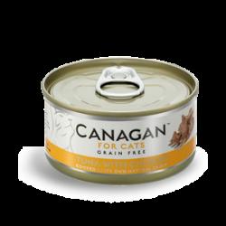 Canagan 原之選 雞肉+吞拿魚配方 75g