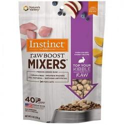 購物滿$300, 可以以$85換購<<Nature's Variety 本能凍乾兔肉貓 Mixer 6oz >> 到期日: 16/05/2021