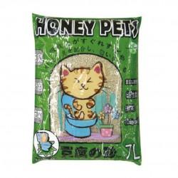 Honey Pets (綠茶味) 豆腐貓砂 7L x6包優惠 (共一箱)