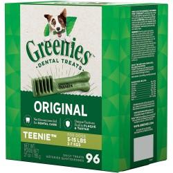 Greenies  潔齒骨 原味系列 的骰犬 27oz (96支/包)