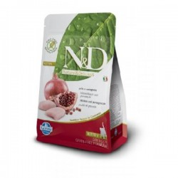 Natural & Delicious 石榴加雞幼貓配方乾糧 1.5kg