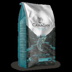Canagan 蘇格蘭三文魚配方 貓糧 4kg