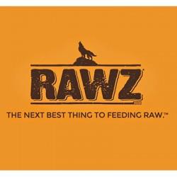 RAWZ 肉絲主食罐 3oz 5款 試食優惠 (每味1罐, 共5罐)