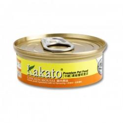 卡格 雞肉慕絲 kakato Chicken Mousse 40g
