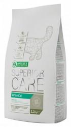 Nature's Protection White Cat 淚腺及美毛配方 (全年齡) 1.5kg 到期日: 09/2020