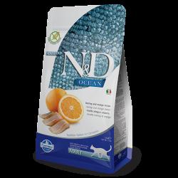 Natural & Delicious 橙加魚 成貓配方乾糧 5kg