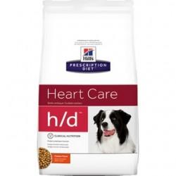Hills Prescription Diet h/d 心臟護理配方狗糧 17.6磅