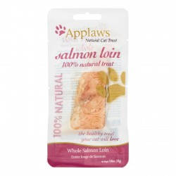 Applaws Whole Salmon Loin 三文魚柳 25G