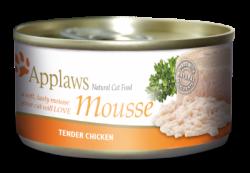 Applaws 雞肉 mousse 貓罐頭 70g