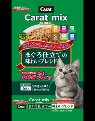 Caratmix GLOBAL 吞拿魚味 - 3kg