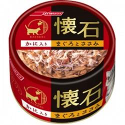 懷石吞拿魚+雞肉+蟹柳棒 80g K13