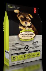 Oven Baked 幼犬配方12.5磅 (細粒)