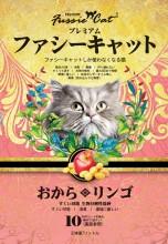 Fussie Cat 豆腐砂(蘋果味) 7L X 3包優惠