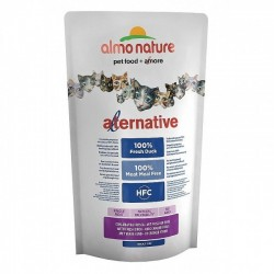 Almo Nature Alternative  新鮮鴨肉 成貓乾糧 750g