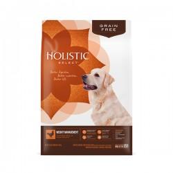 Holistic Select 無穀物 成犬體重控制配方 Weight Mangement 24lb 到期日: 14/08/2021