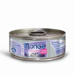 Monge 鮮味雞肉系列 - 雞肉鯷魚奄列  80g