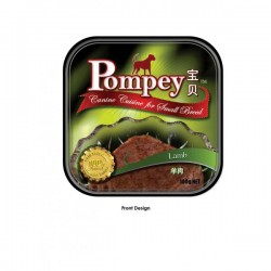 Pompey 寶貝金牌純天然狗糧 羊肉  配方