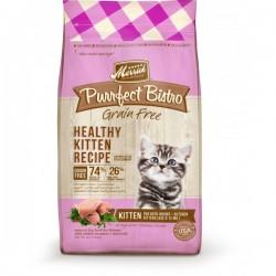 Merrick 無穀物天然貓糧系列幼貓配方4磅