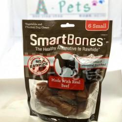 Smart Bones 牛肉味 小型潔齒骨 4
