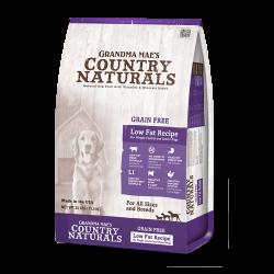 Country Naturals  無穀物防敏高纖全犬種精簡配方 4lb