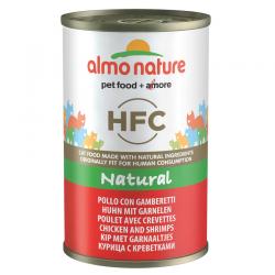 Almo Nature 雞肉+ 蝦 貓罐頭 (5111H) 140g