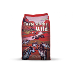 Taste of the Wild無穀物牛肉+羊肉+野豬配方 Southwest Canyon Canine Formula 2kgs