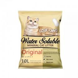 購物滿$300, 可以以$29換購<< Love Sand 水溶礦物砂10L>>