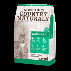 Country Naturals 鴨肉亮毛護膚 全貓種配方 6lb