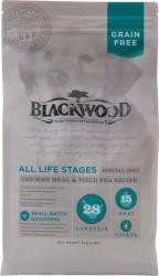 Blackwood Chicken & Field Pea Recipe 雞肉+豌豆 無穀全年齡 低敏純淨配方 - 5lb