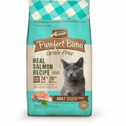 Merrick 無穀物天然貓糧 成貓三文魚配方 12磅