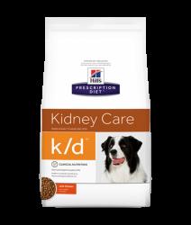 Hill's Prescription Diet k/d 腎臟護理配方狗糧 1.5kg