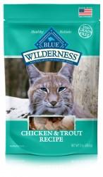 BLUE Wilderness 雞肉+鱒魚 鬆軟小食 2oz