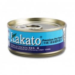 卡格 吞拿魚 雞 kakato Tuna & Chicken 170g