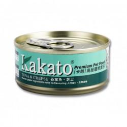 卡格 吞拿魚, 芝士 Kakato Tuna & Cheese 170g