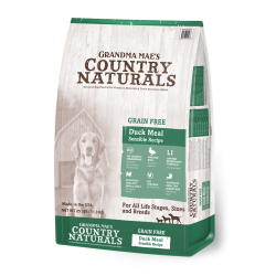 Country Naturals  無穀物 鴨肉防敏 全犬種精簡配 4lb